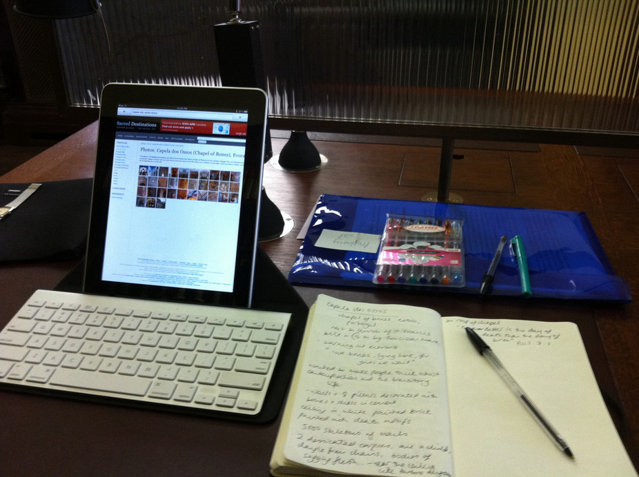What's the best way to take notes on your laptop or tablet?