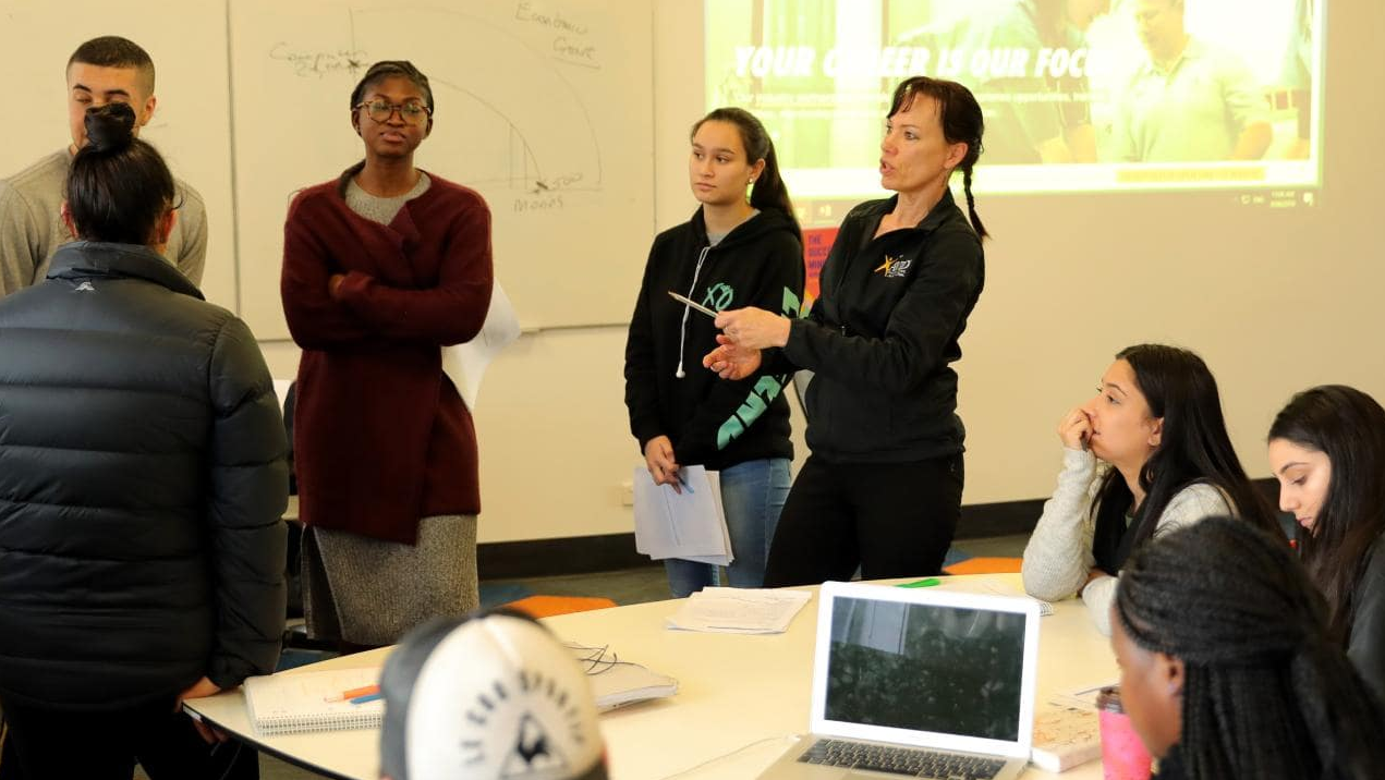 How AVID has been informing teaching in VU's First Year College